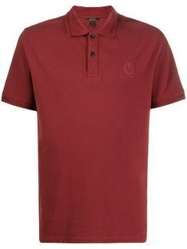 Belstaff embroidered logo polo shirt
