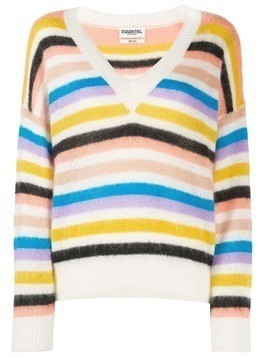 Essentiel Antwerp Toy striped sweater - Neutrals