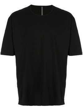 Attachment jersey T-shirt - Black