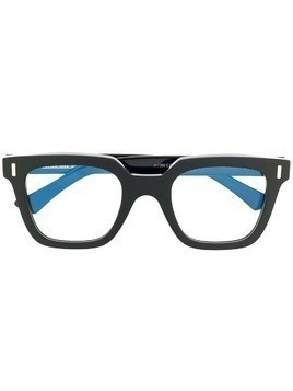 Cutler & Gross square frame glasses - Black