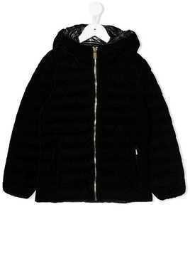 Ciesse Piumini Junior hooded padded jacket - Black