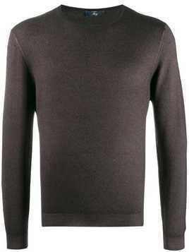 Fay knitted jumper - Brown