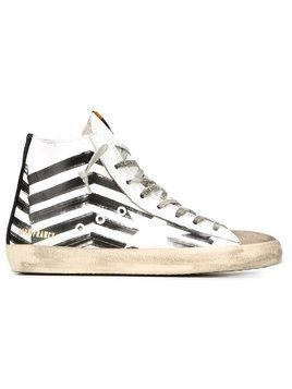 Golden Goose Deluxe Brand 'Francy' hi-top sneakers - White