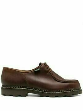 Paraboot laced monk shoes - Brown