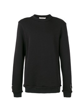 Damir Doma loop detail sweatshirt - Black