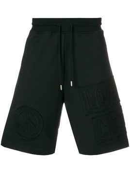 Love Moschino relaxed shorts - Black