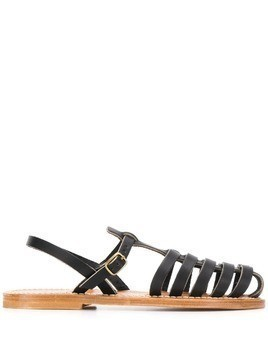 K. Jacques Adrien strappy sandals - Black