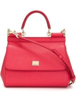 Dolce & Gabbana mini Sicily shoulder bag - Pink & Purple