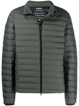 Ecoalf zipped padded jacket - Green