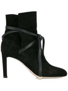 Jimmy Choo Dalal 85 booties - Black