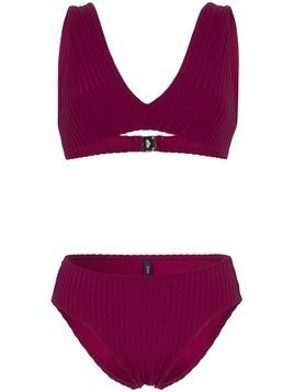 Araks Una Ulla ribbed bikini - Purple