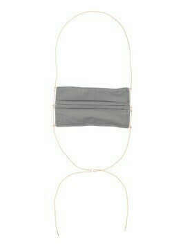 M. Cohen reversible face mask - Grey