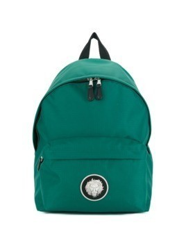 Versus logo plaque backpack - Green
