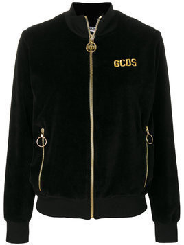 Gcds zipped jacket - Black