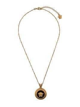 Versace Medusa pendant necklace - Gold