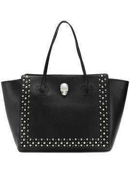 Philipp Plein studded tote - Black