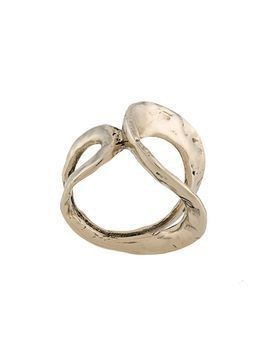 Goossens Ecume ring - Metallic