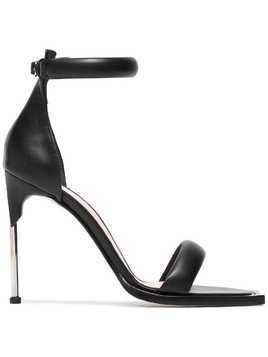 Alexander McQueen 120 Leather Sandals - Black