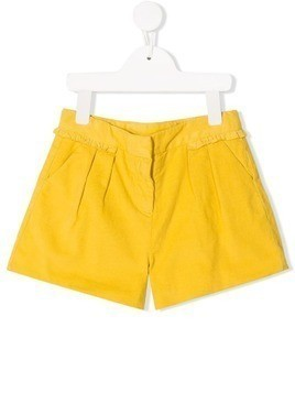 Knot Wilda shorts - Yellow