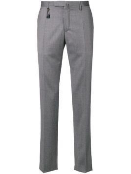 Incotex classic tailored trousers - Grey