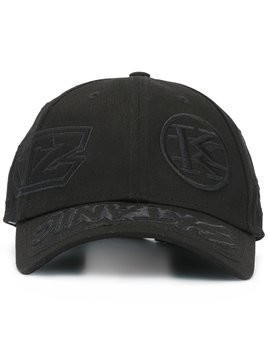 KTZ embroidered cap - Black