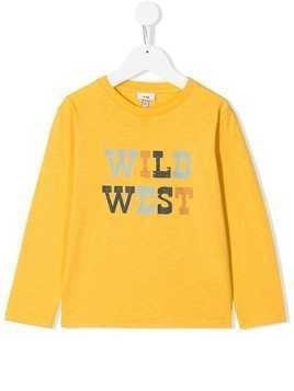Knot Wild West T-shirt - Yellow