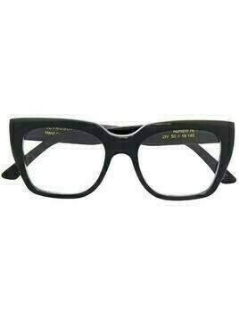 Retrosuperfuture square-frame glasses - Black