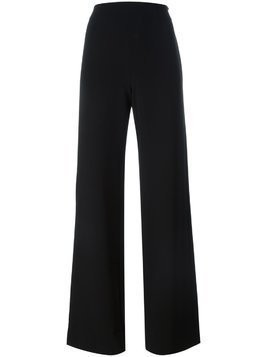 T By Alexander Wang wide leg trousers - Black