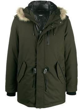 Mackage Seth down military parka - Green