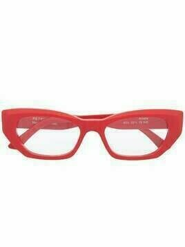Retrosuperfuture Amata glasses - Red