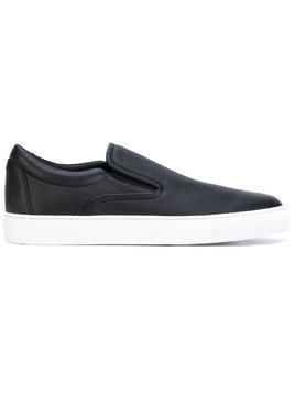 Aiezen slip-on sneakers - Black