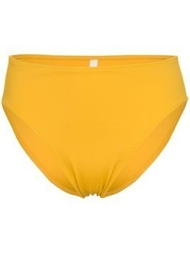 Araks Ulla high waist bikini bottoms - Yellow