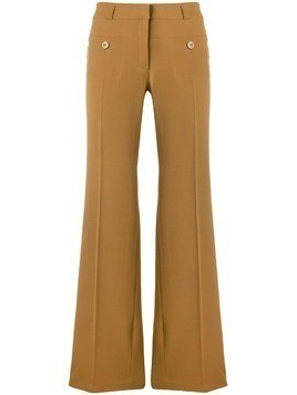 Carven high-waisted trousers - Multicolour