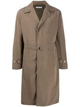 Our Legacy belted trench coat - Grey