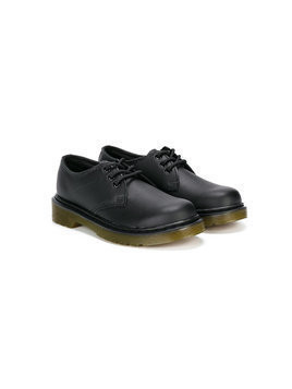 Dr. Martens Kids lace-up shoes - Black