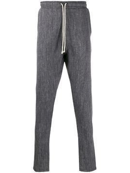 Alchemy tapered drawstring trousers - Grey