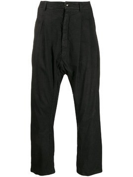 Isaac Sellam Experience slouch trousers - Black