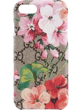 Gucci GG Blooms iPhone 8 case - Multicolour