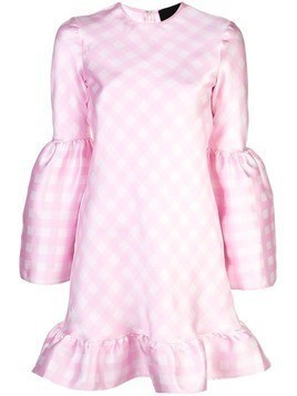 Cynthia Rowley Jane gingham dress - Pink