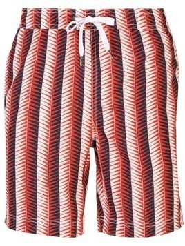Onia Charles swimming trunks - Red