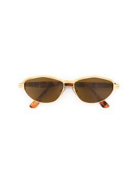 Persol Vintage cat-eye sunglasses - Brown