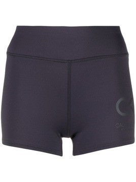 Calvin Klein stretch logo shorts - Grey