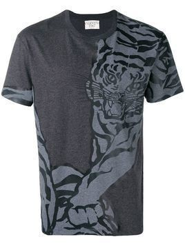 Valentino tiger print T-shirt - Grey