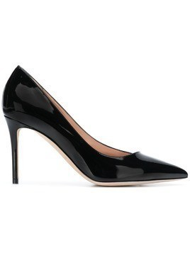 Giorgio Armani pointed toe pumps - Black