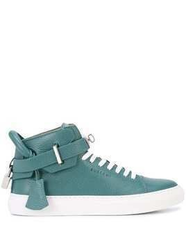 Buscemi 100MM sneakers - Green