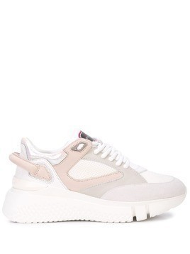 Buscemi BUSCEMI BUS107091740 WHITE/NUDE Furs & Skins->Leather - Grey