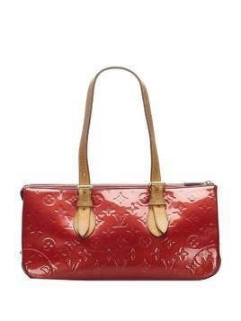 Louis Vuitton 2008 pre-owned Vernis Rosewood shoulder bag - Red