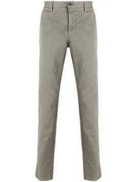 Incotex straight-leg trousers - Grey