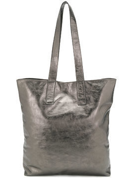 Ann Demeulemeester shopper tote bag - Metallic