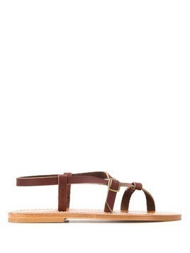 K. Jacques Jival sandals - Brown